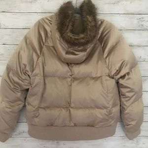 Old Navy Womens Size XL Down Filled Puffer Jacket